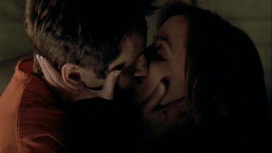Season Nine The Truth # ~ The Kiss!!!!!!!