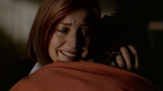 Season Nine The Truth # ~ Scully : Our Son , I Gave Him Up - Mulder : I Just Missed Both Of 你 So Much