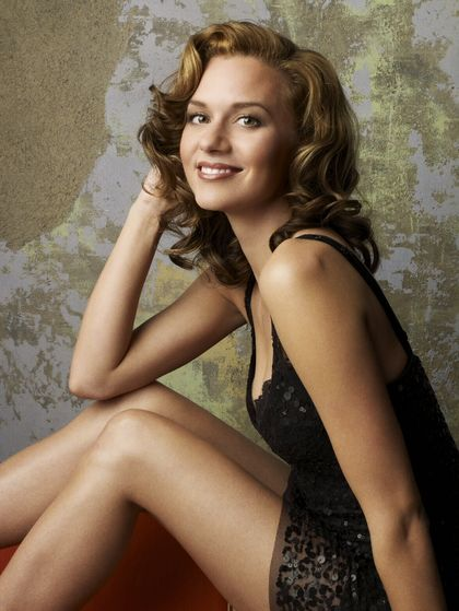 WE LOVE YOU HILARIE!