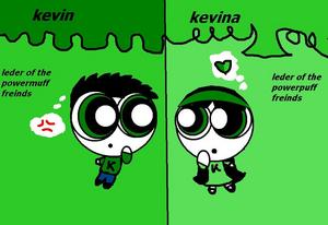 kevin and kevina