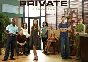 Private Pactice, Not Just A Grey's Spin Off.