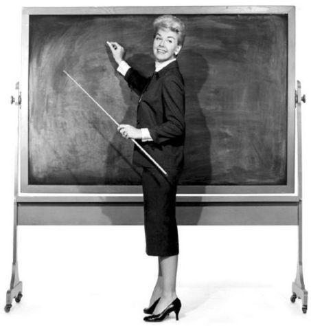 Teacher of DEATH!
