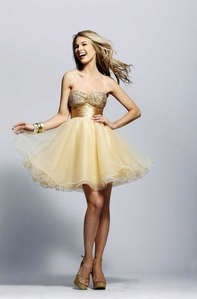 This is what Renesmee's Dress looks like!!