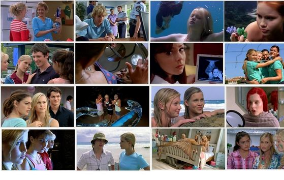 Episodes: Emma Rebel, In Hot Water, In Over Our Heads, Fish Fever Monster, Irrisistable, Moonstruck, Then There Were Four, Bubble, Bubble, Toil, and Trouble, Three's Company, Finale, Metemorphissis, Red Herring, A Twist In The Tail, Something's Fishy, Par