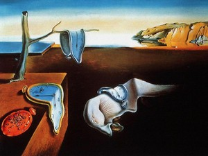 Salvador Dali's The Persistence of Time