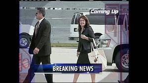 Sarah Palin's New Moose Tote Has Tongues Wagging