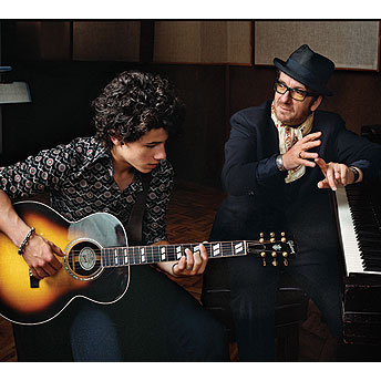 Nick Jonas & Elvis Costello
