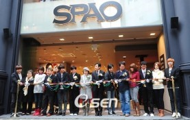 Super Junior and SNSD in Grand Opening
