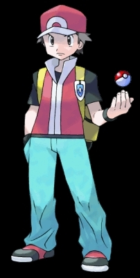 He was later redesigned for the games FireRed & LeafGreen