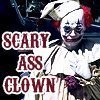 I can't sleep, the clowns will eat me.