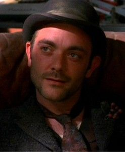 Mark Sheppard will play Crowley, the crossroads demon