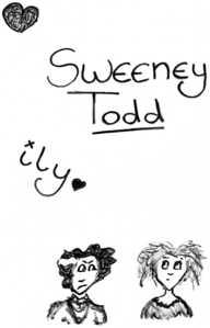 my doodles ♥