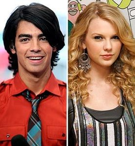 Joe Jonas & Taylor rapide, swift