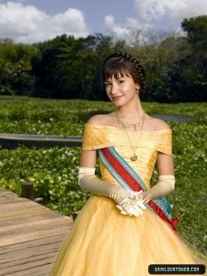 A 디즈니 Channel Princess Rosie Gonsalas