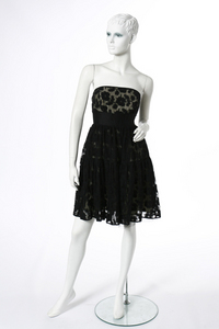 This is the dress Eva is going to go to the petsa in