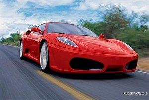 Bella's Ferrari