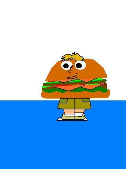 TEEHEE! burger owen, i made it!!! lol