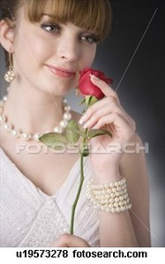 thank you for the rose...
