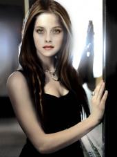 'Miss Iza swan.' Isabella cygne