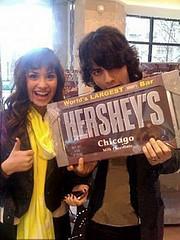 Joe and Sonny(Demi)
