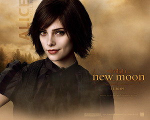 Alice New Moon Wallpaper