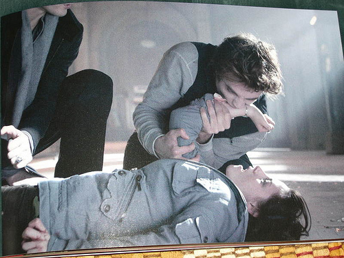 *Disclaimer-I own nothing* This is when Edward is saving Bella. I apoligize for the little gold bar at the bottom.