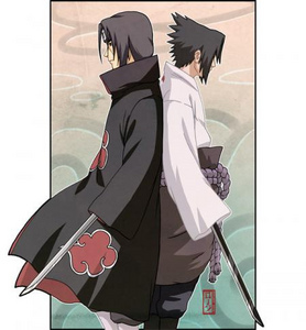 the life of an avenger...Sasuke is driven with revenge....