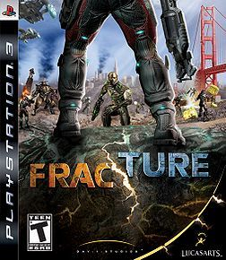 Fracture is a technical achievement, but is still a Gears of War rip-off in the long run.