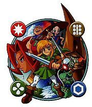 Oracle of Seasons, one of the most frustrating games in my memory but also one of my all-time favourites.