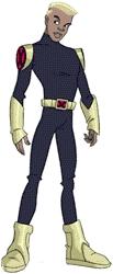 X Men Evolution Future Spike Spyke - X-Men Beyond E...