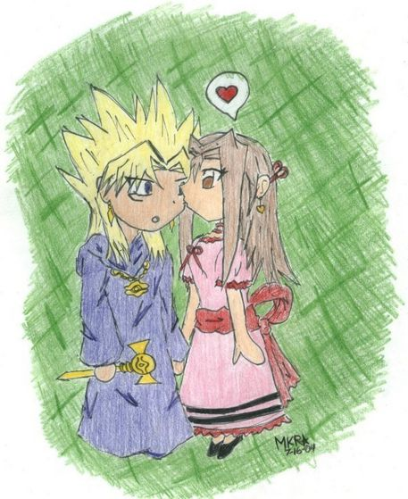 Serenity and Marik paring pic