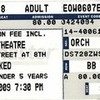 My actual Wicked ticket ozian45 photo