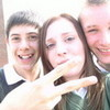 Me and my Besties Nathan and Max rawrr-doll photo