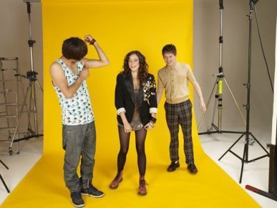 Making Of The Promotional Fotos