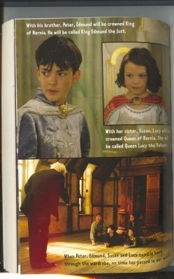 The Chronicles of Narnia - The Lion, The Witch and The Wardrobe (2005) > Original Novel Movie Releas
