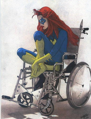 Batgirl To Oracle