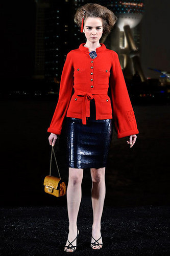 Chanel Pre-Fall 2010 Womensware