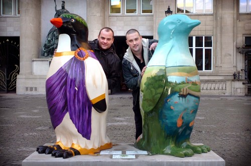 Go Penguins, Liverpool's hit public art event