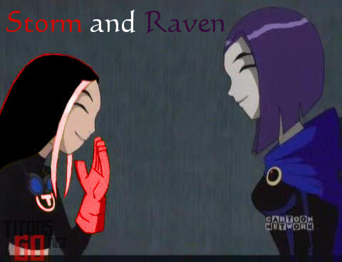 *Request for dramalyric* Storm and Raven