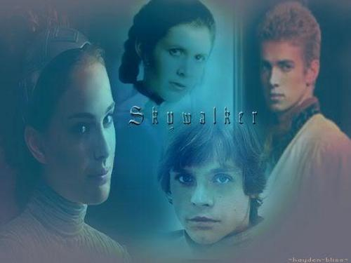 The Skywalkers