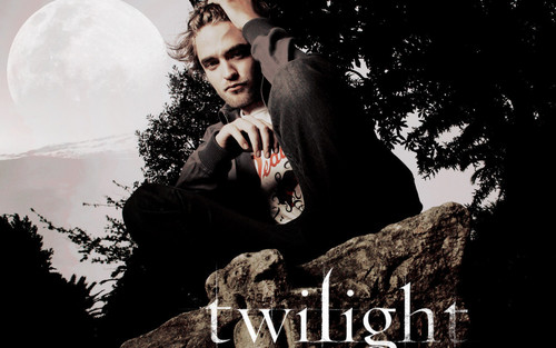 Twilight and New Moon 壁紙