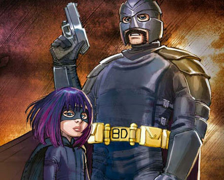 Hit-Girl & Big Daddy