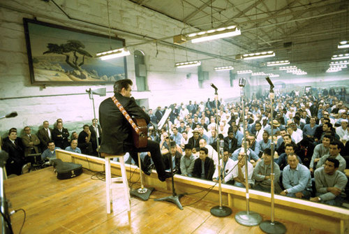 Johnny Cash at Folsom