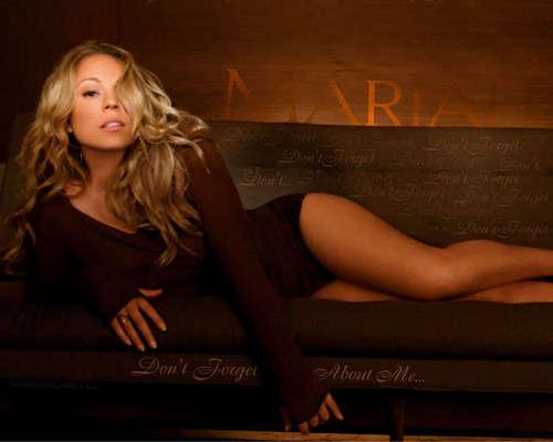 MC karatasi la kupamba ukuta - Mariah Carey karatasi la