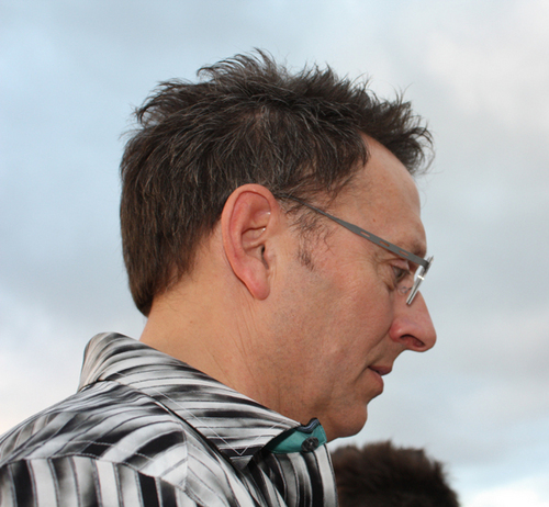 Michael Emerson ♣ [Lost Premiere Season 6]