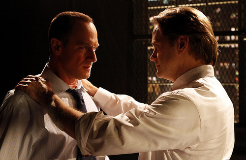 Mehr of Chris Meloni & Lee Tergesen (Keller & Beecher)