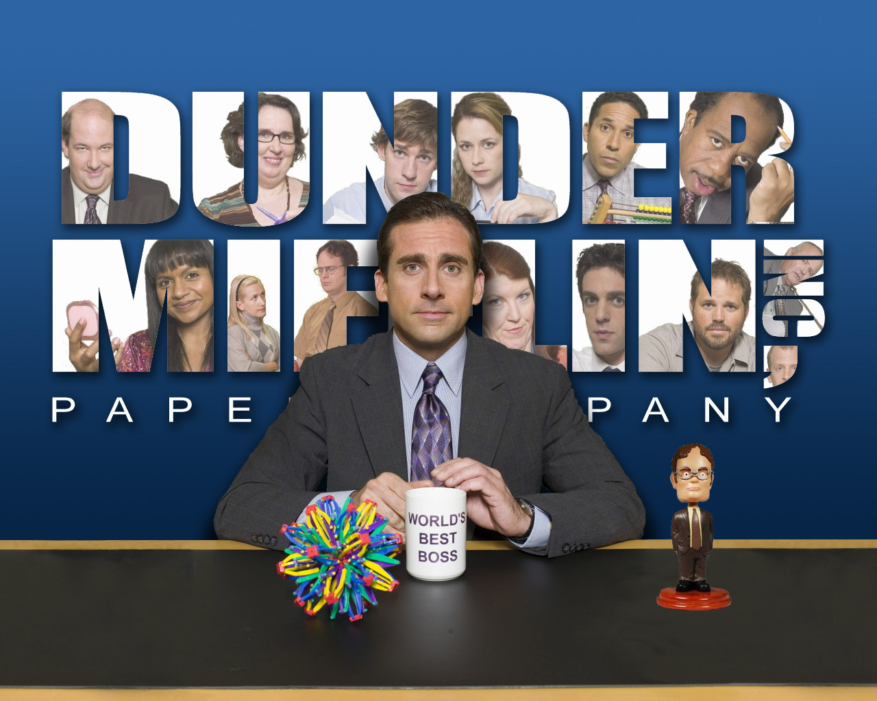 Image result for the office wallpaper