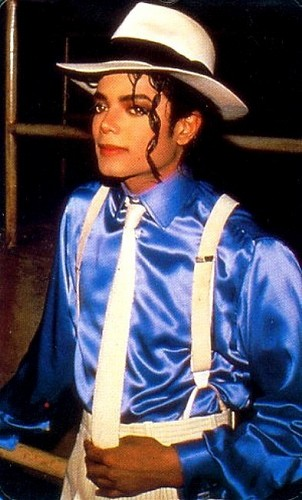 Tutankhamon eyes Michael