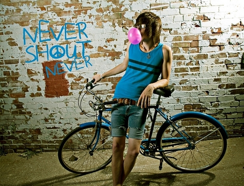 Wallpaper Never Shout Never