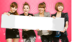 2ne1 members cl minji bom and dara